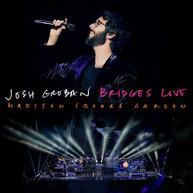 JOSH GROBAN - BRIDGES LIVE: MADISON SQUARE GARDEN CD
