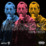 ADAM SANDLER - 100% FRESH CD