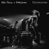 NEIL YOUNG &  STRAY GATORS - TUSCALOOSA (LIVE) CD
