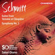 SCHMITT /  ORAMO - SYMPHONY 2 SACD