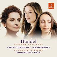SABINE DEVIEILHE / LEA / HAIM DESANDRE - HANDEL: AMINTE E FILLIDE CD