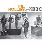 HOLLIES - LIVE AT THE BBC CD