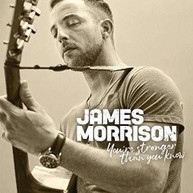JAMES MORRISON - YOU'RE STRONGER THAN YOU KNOW CD