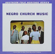 NEGRO CHURCH MUSIC / VARIOUS CD
