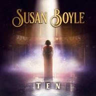 SUSAN BOYLE - TEN CD