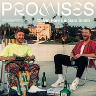CALVIN HARRIS / SAM  SMITH - PROMISES VINYL