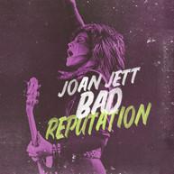 JOAN JETT - BAD REPUTATION: MUSIC FROM ORIGINAL MOTION PICTURE VINYL