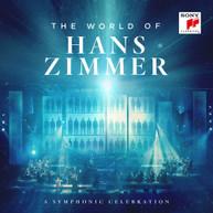 GERRARD /  VIENNA RADIO SYMPHONY ORCH / GELLNER - WORLDS OF HANS ZIMMER CD