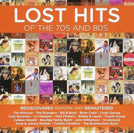 LOST HITS OF THE 70S & 80S / VARIOUS CD