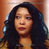 REV TINA REDDEN - WOMAN OF GOD ADAM'S RIB CD