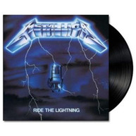 METALLICA - RIDE THE LIGHTNING (LP) * VINYL