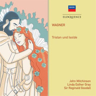 REGINALD GOODALL - WAGNER: TRISTAN UND ISOLDE * CD