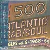 500 ATLANTIC R & B / SOUL SINGLES 6 / 1968 -1969 CD