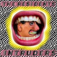 RESIDENTS - INTRUDERS CD