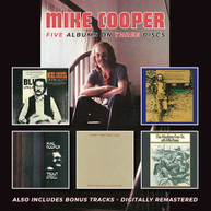 MIKE COOPER - OH REALLY / DO I KNOW YOU / TROUT STEEL / PLACES CD