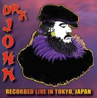 DR. JOHN - LIVE IN TOKYO CD