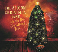 ALBION BAND - UNDER THE CHRISTMAS TREE CD