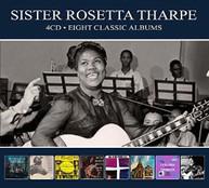 SISTER ROSETTA THARPE - 8 CLASSIC ALBUMS CD