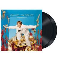 ELTON JOHN - ONE NIGHT ONLY - GREATEST HITS (2LP) * VINYL
