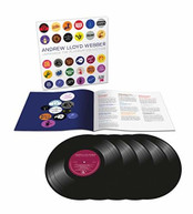 ANDREW LLOYD WEBBER - UNMASKED: THE PLATINUM COLLECTION VINYL