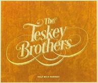 TESKEY BROTHERS - HALF MILE HARVEST CD