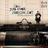 CAN YOU EVER FORGIVE ME / VARIOUS VINYL