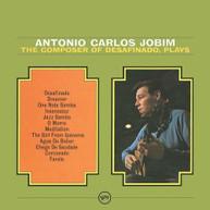 ANTONIO CARLOS JOBIM - COMPOSER OF DESAFINADO PLAYS VINYL