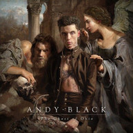 ANDY BLACK - GHOST OF OHIO CD