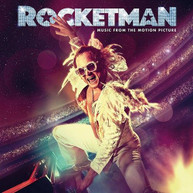 ELTON JOHN / TARON  EGERTON - ROCKETMAN / SOUNDTRACK CD