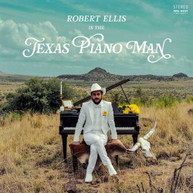 ROBERT ELLIS - TEXAS PIANO MAN VINYL