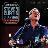 STEVEN CURTIS CHAPMAN - GREAT ADVENTURE CD