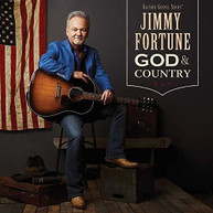 JIMMY FORTUNE - GOD & COUNTRY CD