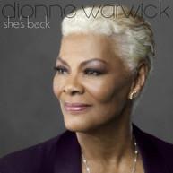 DIONNE WARWICK - SHE'S BACK CD