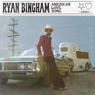 RYAN BINGHAM - AMERICAN LOVE SONG CD