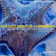 ASTON /  BLUE HERON - LOST MUSIC OF CANTERBURY CD