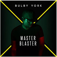 BULBY YORK - MASTER BLASTER CD