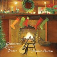 JEREMIE HESTON - CHRISTMAS GUITAR PEACE CD