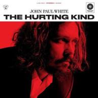 JOHN PAUL WHITE - HURTING KIND VINYL