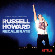 RUSSELL HOWARD - RECALIBRATE VINYL
