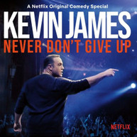 KEVIN JAMES - NEVER DON'T GIVE UP VINYL