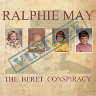 RALPHIE MAY - BERET CONSPIRACY VINYL