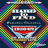 JUKEBOX CLASSICS 1956 -62: 29 STEREO HITS / VARIOUS CD