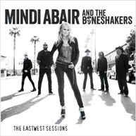 MINDI ABAIR &  THE BONESHAKERS - THE EASTWEST SESSIONS VINYL