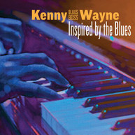 KENNY WAYNE - INSPIRED BY THE BLUES CD