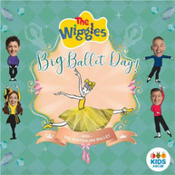 THE WIGGLES - THE WIGGLES BIG BALLET DAY * CD
