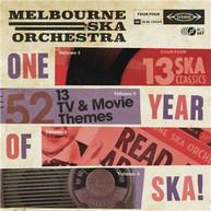MELBOURNE SKA ORCHESTRA - 52 SONG BOX SET * CD