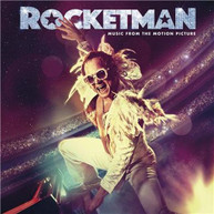 CAST OF ROCKETMAN - ROCKETMAN (MUSIC FROM THE MOTION PICTURE) * CD