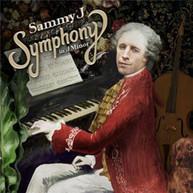 SAMMY J - SYMPHONY IN J MINOR * CD