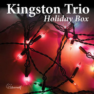 KINGSTON TRIO - HOLIDAY CD