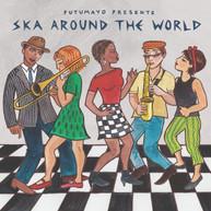 PUTUMAYO PRESENTS - SKA AROUND THE WORLD CD